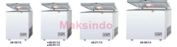 Jual Mesin Chest Freezer -60 C di Semarang
