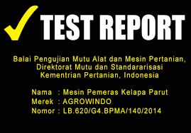 test-report-maksindosemarang