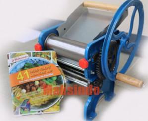 Mesin Cetak Mie Manual  Untuk Menghidangkan Mie yang Lezat
