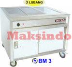 Jual Mesin Bain Marie Counter di Semarang