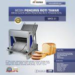 Jual Mesin Pengiris Roti Tawar (Bread Slicer) di Semarang