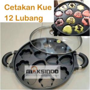 Jual Cetakan Kue 12 Lubang di Semarang