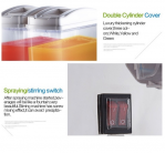 Jual Mesin Juice Dispenser 2 Tabung (17 Liter) – DSP17x2 di Semarang