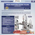 Jual Mesin Bonesaw Pemotong Daging Tulang (MKS-J210S) di Semarang