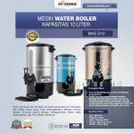 Jual Mesin Water Boiler New Model di Semarang