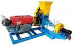 Jual Mesin Pencetak Pelet Ikan Terapung (Diesel) di Semarang