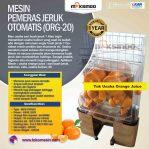 Jual Mesin Pemeras Jeruk Otomatis (ORG-20) di Semarang