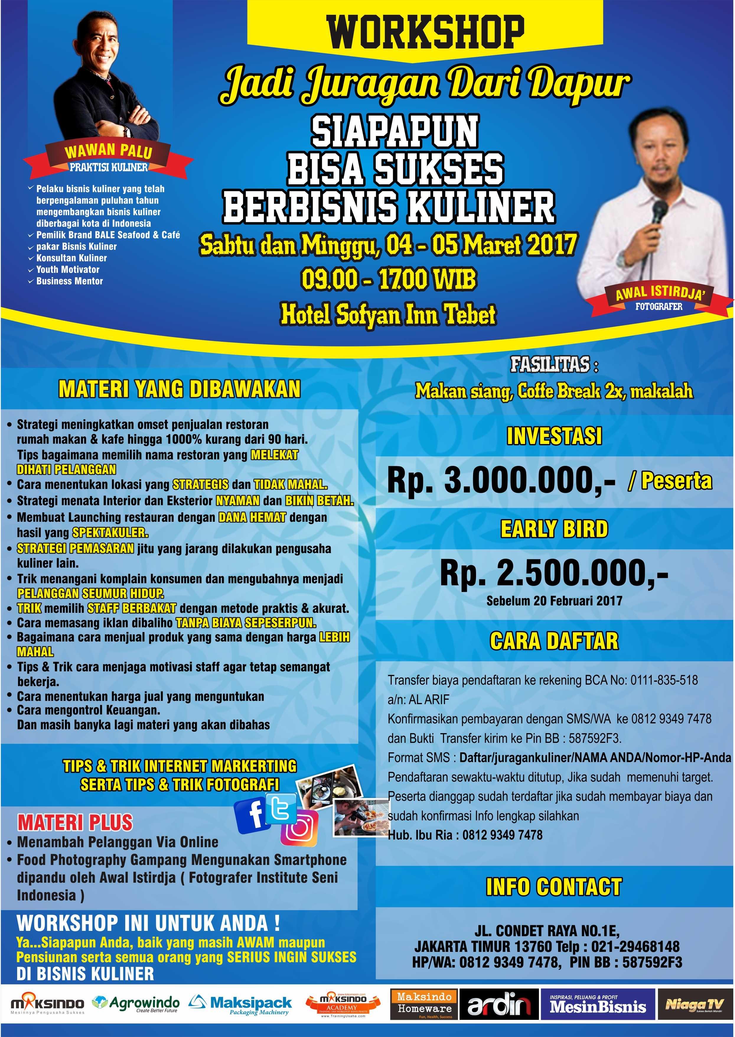 Toko Mesin Maksindo Semarang 1