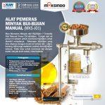 Jual Alat Pemeras Minyak Biji-Bijian Manual di Semarang