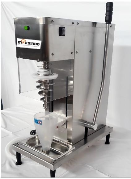 Jual Mesin Blender Es Krim Yogurt Multifungsi di Semarang