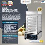 Jual Mesin Display Steamer Bakpao – MKS-DW38 di Semarang