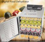 Jual Mesin Food Dehydrator 6 Rak (FDH6) di Semarang