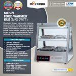 Jual Mesin Food Warmer Kue (MKS-DW77) di Semarang