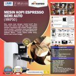 Jual Mesin Kopi Espresso Semi Auto – MKP50 di Semarang