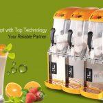 Jual Mesin Slush (Es Salju) dan Juice – SLH03 di Semarang