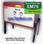 Jual Mesin Penetas Telur Manual 75 Butir (EM-75) di Semarang