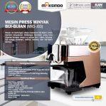 Jual Mesin Press Minyak Biji-Bijian (MKS-J03) di Semarang