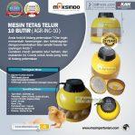 Jual Mesin Tetas Telur 10 Butir (INC-10) di Semarang