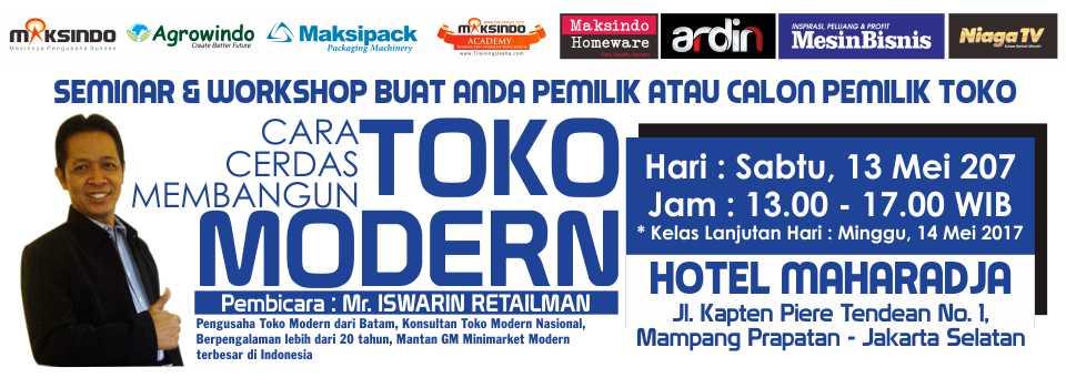 Toko Mesin Maksindo Semarang 2