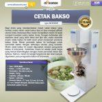 Jual Mesin Cetak Bakso MCB300B di Semarang