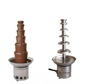 Jual Mesin Chocolate Fountain 6 Tier (MKS-CC6) di Semarang