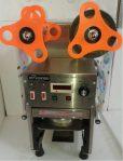 Jual Mesin Cup Sealer Full Otomatis Stainless (CPS-12A) di Semarang