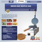 Jual Mesin Egg Waffle Gas (GW07) di Semarang