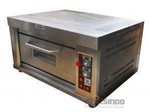 Jual Mesin Oven Roti Gas 1 Loyang (MKS-RS11) di Semarang