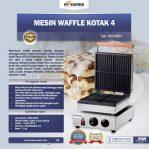 Jual Mesin Waffle Kotak 4 (WF04) di Semarang