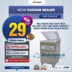 Jual Mesin Vacuum Sealer Type DZ – 400/2E Di Semarang