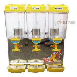 Jual Mesin Juice Dispenser 3 Tabung (17 Liter) – DSP17x3 di Semarang