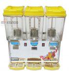 Jual Mesin Juice Dispenser 3 Tabung (17 Liter)-ADK-17×3 di Semarang