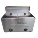 Jual Mesin Gas Fryer MKS-7Lx2  di Semarang
