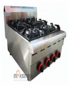 Jual Counter Top 4-Burner Gas Range Semarang