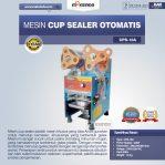 Jual Mesin Cup Sealer Otomatis (CPS-10A) di Semarang