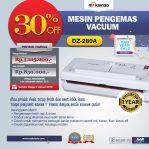 Jual Mesin Vacuum Sealer (DZ-280A) Di Semarang