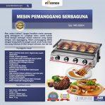 Jual Pemanggang BBQ Stainless (gas) 4 Tungku di Semarang