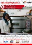 Pompom Bakery : Mesin Oven Maksindo Berkualitas dan Memuaskan