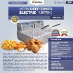 Jual Electric Fryer Listrik MKS-82B di Semarang