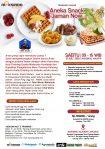 Training Usaha Aneka Snack Jaman Now, 21 Juli 2018