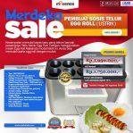 HOT Sale Mesin Pembuat Egg Roll (Listrik) di Semarang
