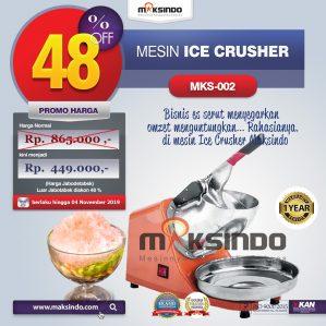 Jual Mesin Ice Crusher di Semarang