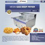 Jual Mesin Gas Deep Fryer MKS-72 di Semarang