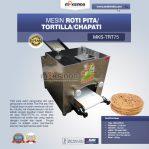Jual Mesin Roti Pita/Tortilla/Chapati MKS-TRT75 di Semarang