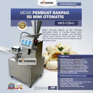 Jual Mesin Pembuat Bakpao Isi Mini Otomatis di Semarang