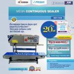 Jual Mesin Continuous Band Sealer di Semarang
