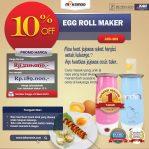 Jual Egg Roll Maker (ARD-303) di Semarang