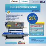 Jual Mesin Continuous Band Sealer MSP-770IIB  di Semarang