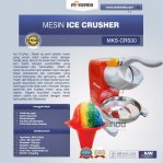 Jual Mesin Ice Crusher MKS-CRS30 Di Semarang