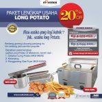 Jual Paket Mesin Long Potato Kentang Panjang di Semarang